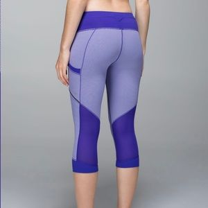 Lululemon Run for Fun Crops